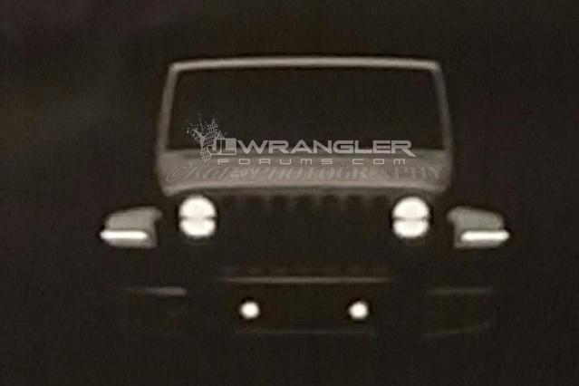Scoop : le futur Jeep Wrangler se montre lors d'un événement interne