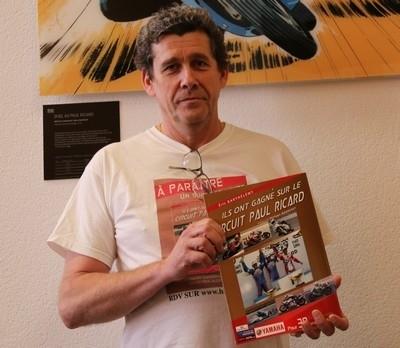 Lu pour vous: ils ont gagné sur le circuit Paul Ricard d'Eric Barthélémy.