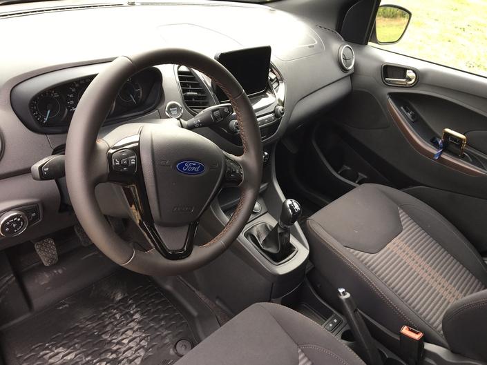 Nouvelle Ford Ka+ restylée : les premières images de l'essai + impressions de conduite