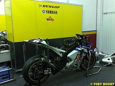 Moto GP 2008: On officialise chez Tech'3