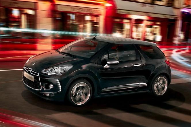 Mondial Paris 2012 : premières photos officielles de la Citroën DS3 Cabrio