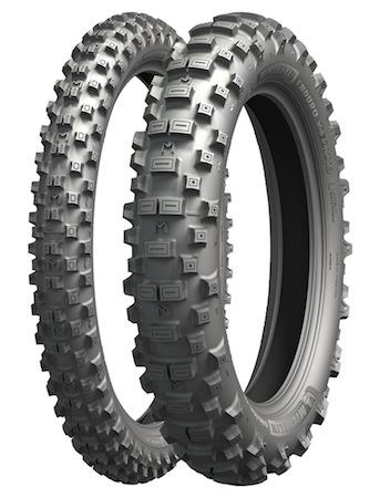 Une nouvelle gamme Enduro chez Michelin