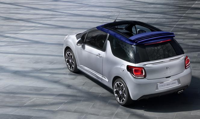 Mondial de Paris 2012 - Citroën DS3 Cabrio : toutes les informations officielles