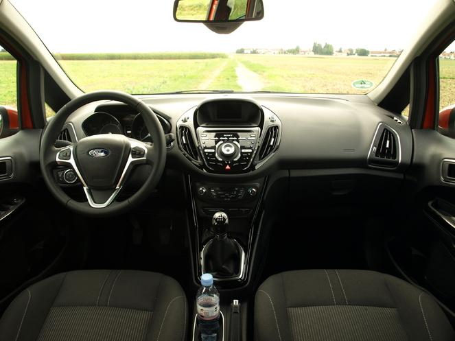 Essai  vidéo - Ford B-Max : fournisseur d'accès