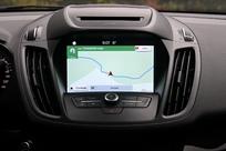 """L'écran 8"""" du Sync 3, avec Apple CarPlay et Android Auto"""