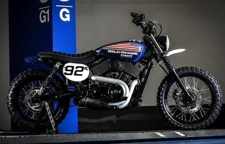 Harley-Davidson présent au Bike Shed du 11 au 12 avril à Paris