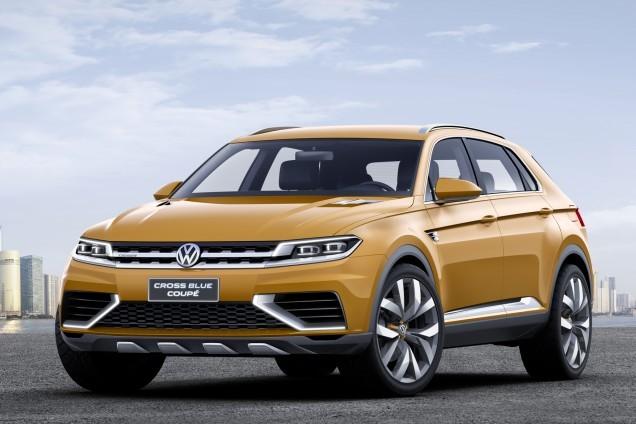 VW CrossBlue Concepts : en série en 2016 mais pas forcément en Europe
