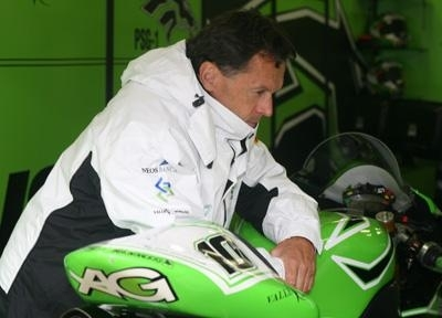 Superbike - Interview Virginio Ferrari: 1. Le Commendatore Kawasaki