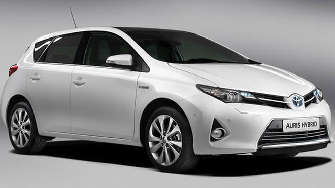 Guide des stands Mondial 2012 : Toyota et sa nouvelle Auris