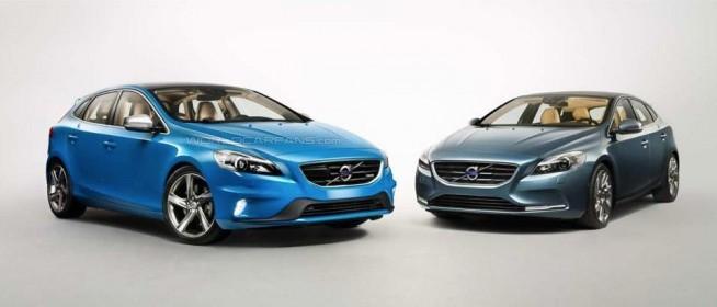 Guide des stands Mondial 2012 : Volvo mise tout sur la V40