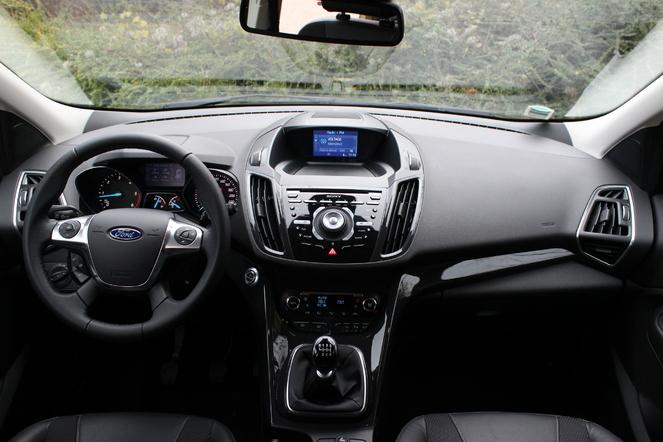 Essai - Ford Kuga 2.0 TDCi 140ch 4X2 : le minimum suffit