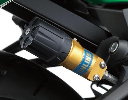 Nouveauté 2014: Kawasaki ZZR1400 Performance Sport