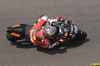 Moto GP 2008: Roberts sur la piste Ducati ?