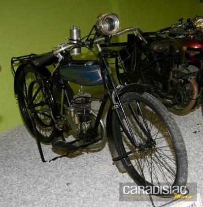 A la découverte du Musée Motobécane de Saint Quentin (02)...