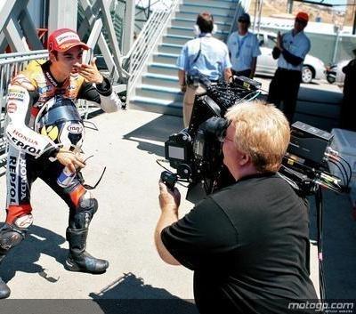 Moto GP: Avec la 3D l'élite soigne son image