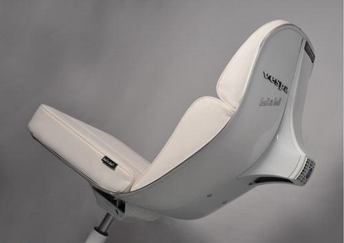 Insolite : la Vespa Chair de Bel & Bel