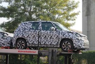 Scoop : des évolutions importantes à venir pour la Fiat 500L restylée