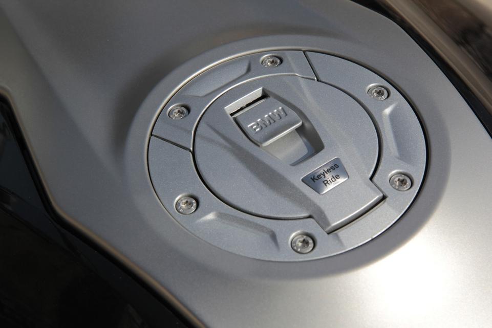 Essai BMW R 1200 R 2015 : des options, toujours des options