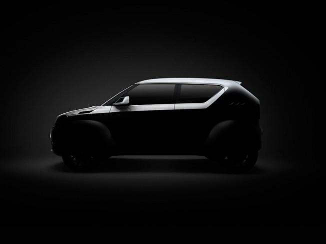 Genève 2015 - Suzuki avec deux concepts : iK–2 et iM–4