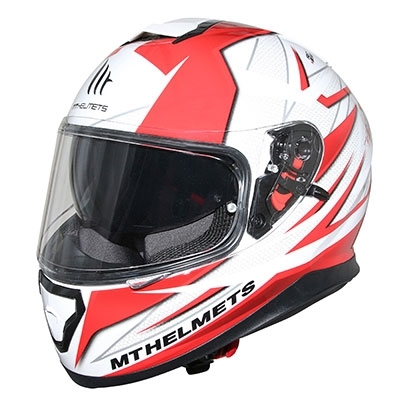 MT helmets : casque intégral Thunder SV 3 ''Effect''