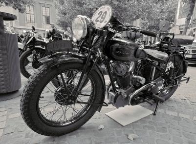 Salon Moto Légende à Paris