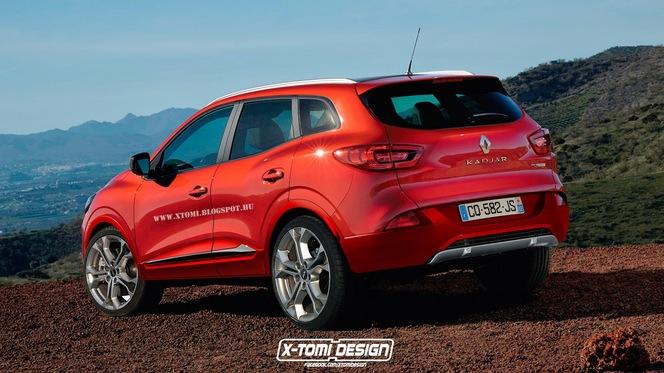Renault Kadjar : et en version R.S, ce serait comment ?