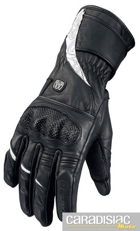 Lady Elkina: gant feminin au look sportif... selon Bering.