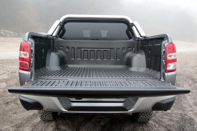 Essai vidéo - Fiat Fullback : dans la mêlée
