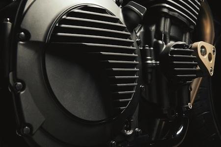 Yamaha's Yard Built XJR1300 Skullmonkee, présentation