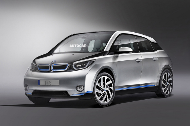 La future BMW i5 sera-t-elle une i3 allongée ?