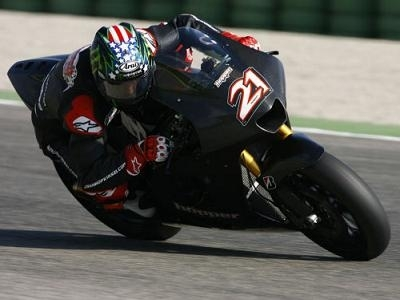 Moto GP - Test Sepang D.2: Hopkins signe sa première perf chez Kawa
