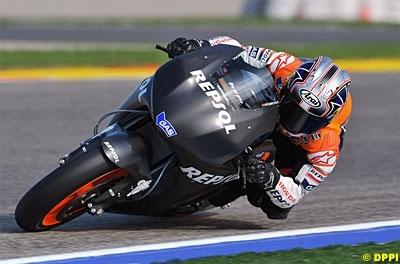 Moto GP - Test Sepang: Pedrosa choisit ses essais chez Honda