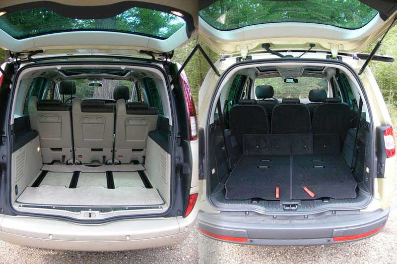 renault grand espace iv ford galaxy ii. Black Bedroom Furniture Sets. Home Design Ideas