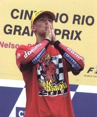 250 - 2008: Poggiali revient