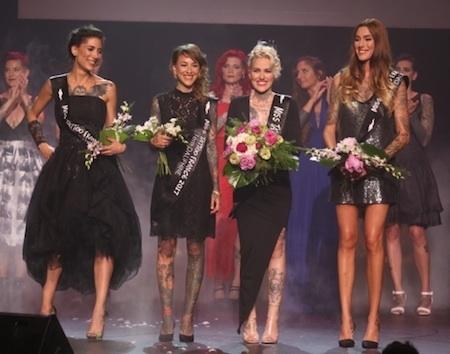 Harley-Davidson, Miss Tattoo 2017: Kathy Testa sera la représentante française