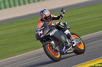 Moto GP - Test Sepang D.3: Michelin atomise, Randy se blesse