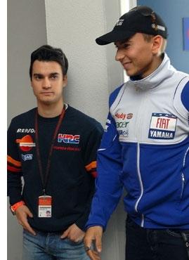 Moto GP: Lorenzo est maître du marché des transferts
