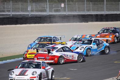 ALMS: Les Porsche GT3 du Patron Challenge acceptées!