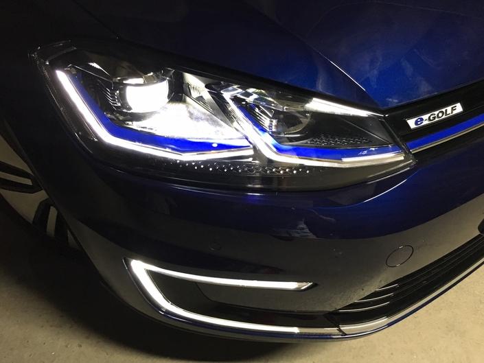 Vidéo - La Volkswagen e-Golf jusqu'à la panne : combien de kilomètres peut-on faire en une seule charge ?