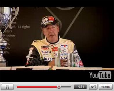 Vidéo Jeremy Clarkson : Radical SR3, sans casque !