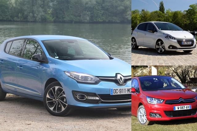 """56% d'écart sur un bouclier de Renault Mégane entre la France et la Grande-Bretagne, 50% pour une Peugeot 208 (pour une pièce vendue en Allemagne), ou 28 % sur un pare-brise de Citroën C4(pour une pièce vendue en Pologne): """"des écarts inexplicables d'un point de vue industriel"""", selon les assureurs."""