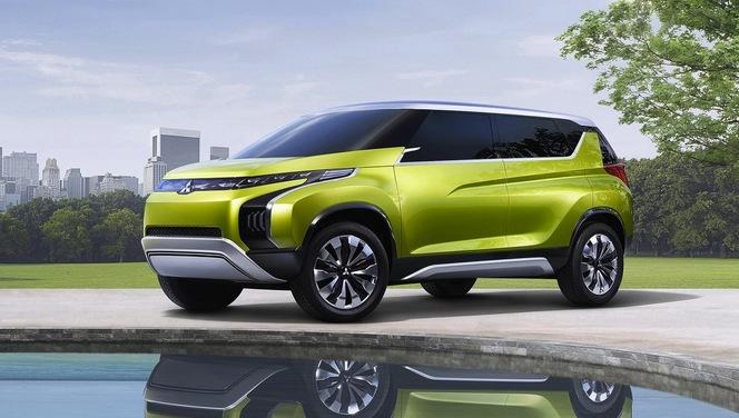 Tokyo 2013 : Mitsubishi AR concept
