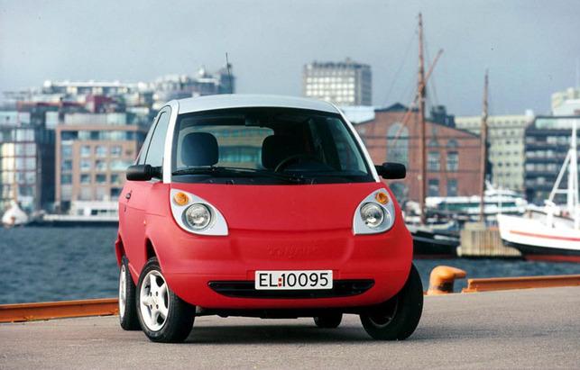 La société Think concocte une voiture électrique bien pensée !