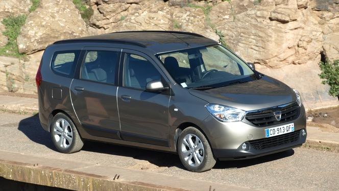 Un Dacia Lodgy en occasion récente : bonne affaire ou arnaque à la surcote ?