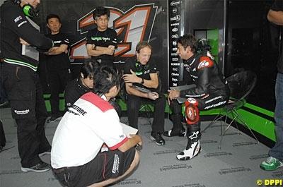 Moto GP - Test Sepang: Hopper et Kawa prennent leur rythme