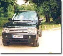 Essai - Land Rover Range Rover essence et diesel : au sommet