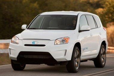 Le Toyota RAV4 EV by Tesla ne sera pas commercialisé
