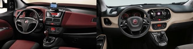 Salon de Genève 2015 - Fiat Doblo restylé : méconnaissable