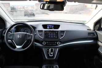 Honda CR-V 4 restylé : en avant-première, les photos de l'essai