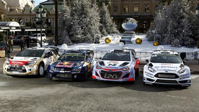 L'Equipe 21 va diffuser l'intégralité de la saison 2015 de WRC